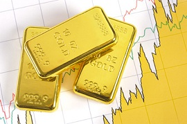 Падение цен на золото 2013